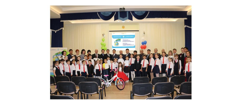 В Астрахани подведены итоги конкурса рисунков на тему «Туркменистан – родина Нейтралитета»
