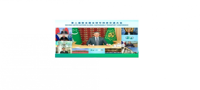 Туркменистан принял участие на второй Глобальной конференции по устойчивому транспорту