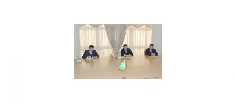 Визит в Туркменистан Заместителя Премьер-министра, Министра инвестиций и внешней торговли Республики Узбекистан