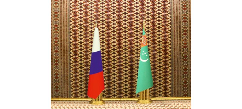 TÜRKMENISTANYŇ PREZIDENTI RUSSIÝA FEDERASIÝASYNYŇ HÖKÜMETINIŇ BAŞLYGYNY KABUL ETDI